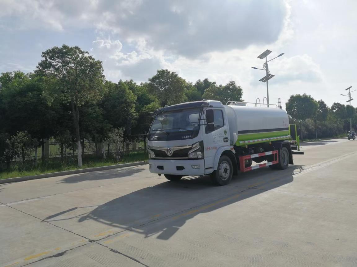 國六東風福瑞卡10噸灑水車廠家直銷價格報價圖片圖片