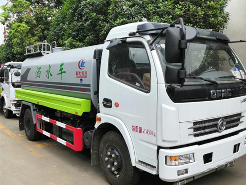 5吨洒水车-东风小型洒水车多少钱 5吨洒水车厂家报价