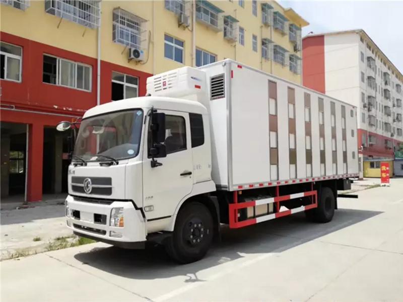 鸡苗运输车厂家 图片 视频 鸡苗运输车多少钱 鸡苗车的价格