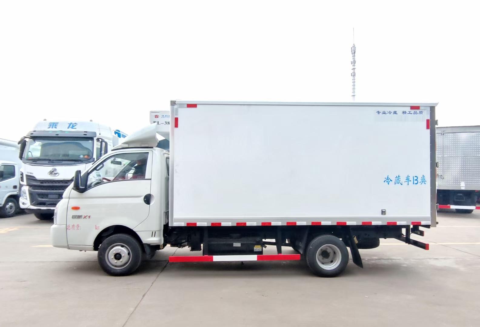 凱馬汽油機國六冷藏車廠家直銷價格報價圖片視頻圖片