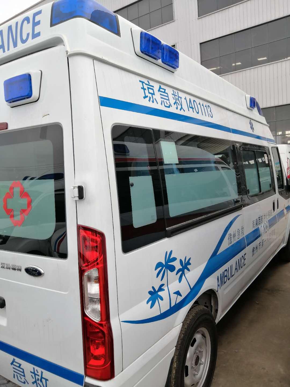 福特全順362、348負壓救護車,冷鏈車專賣。品種齊全圖片