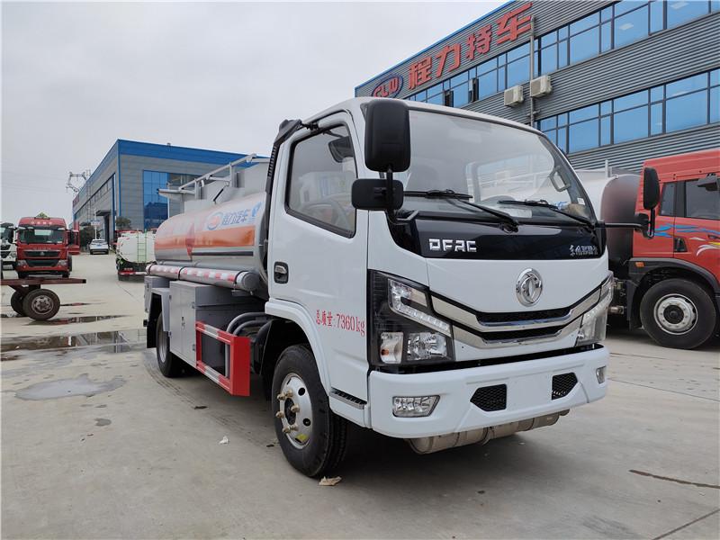 國六5噸加油車參數 小型流動加油車 5噸油罐車價格 視頻視頻