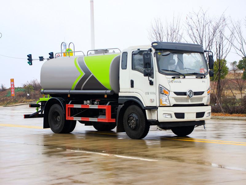 10吨洒水车水泵不能吸水的故障和解决方法