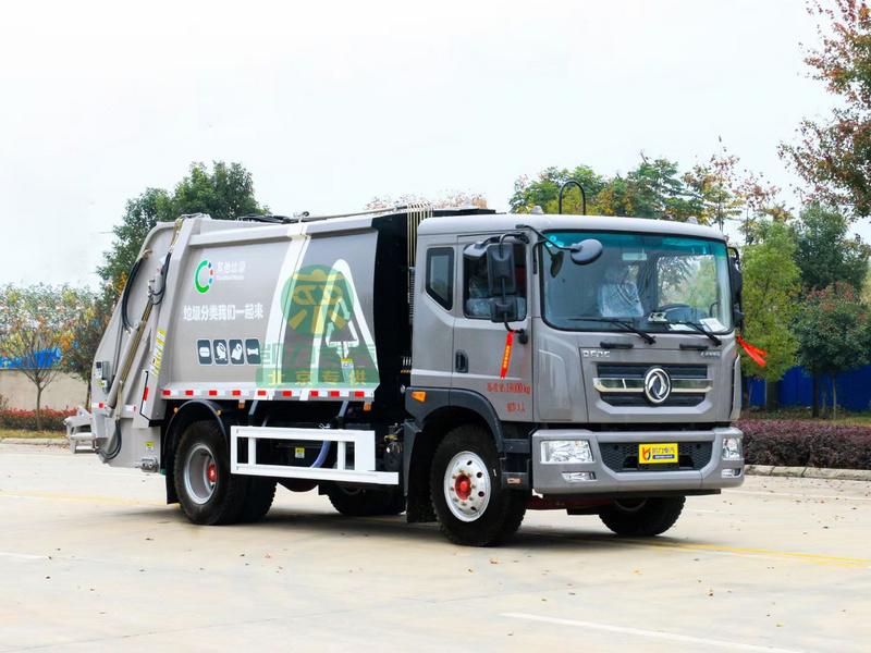 北京哪里有卖压缩垃圾车的 可上京牌的压缩垃圾车