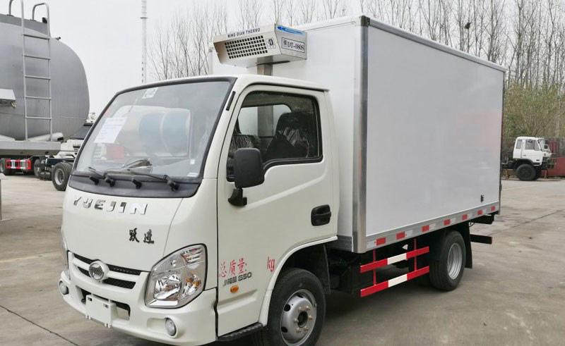 跃进3.2米冷冻车3万元起图片