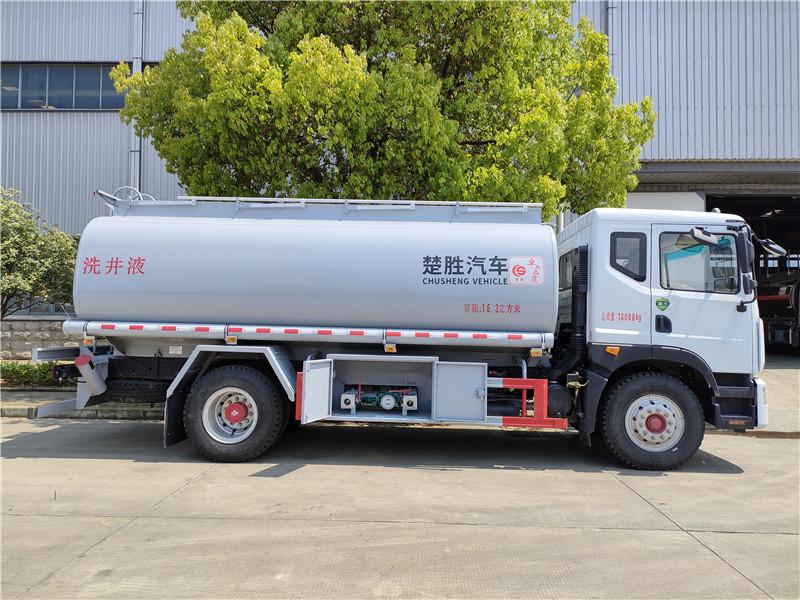 普货油罐车厂家批发价 国六东风多利卡D9_10-15吨供液车_厂家直销包上牌