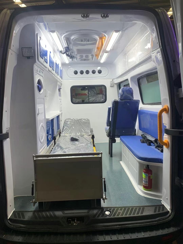 福特V362负压救护车多少钱?图片