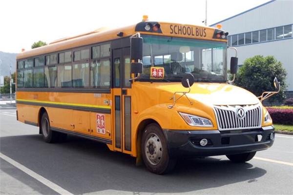 东风超龙EQ6110ST6D中小学生专用校车