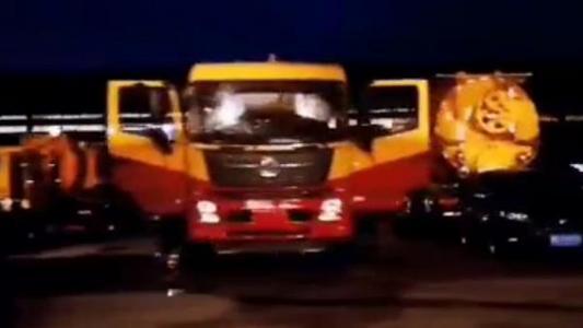国六吸污车专业厂家视频