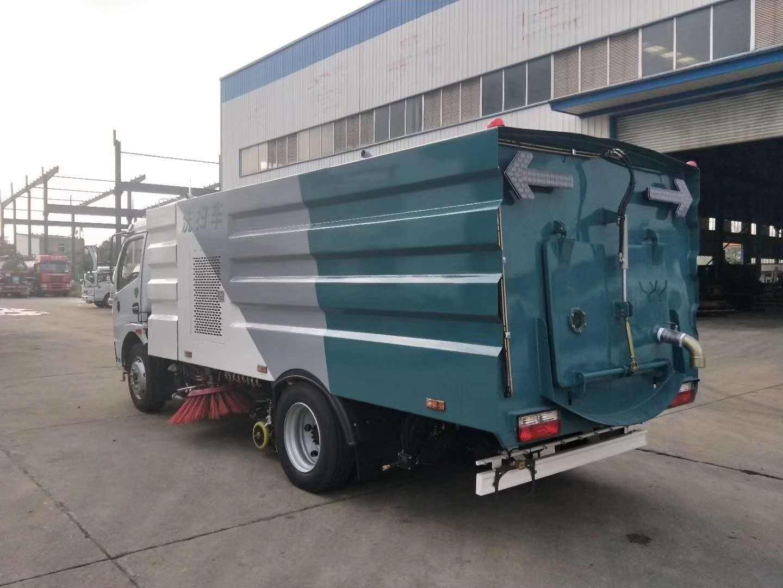 8吨大多利卡洗扫车厂家直销