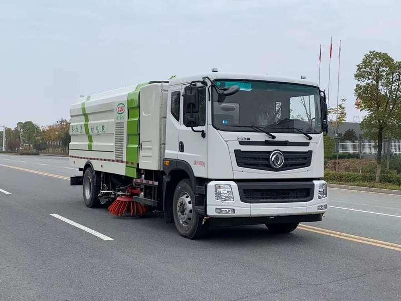新能源纯电动18吨洗扫车全国可上户!
