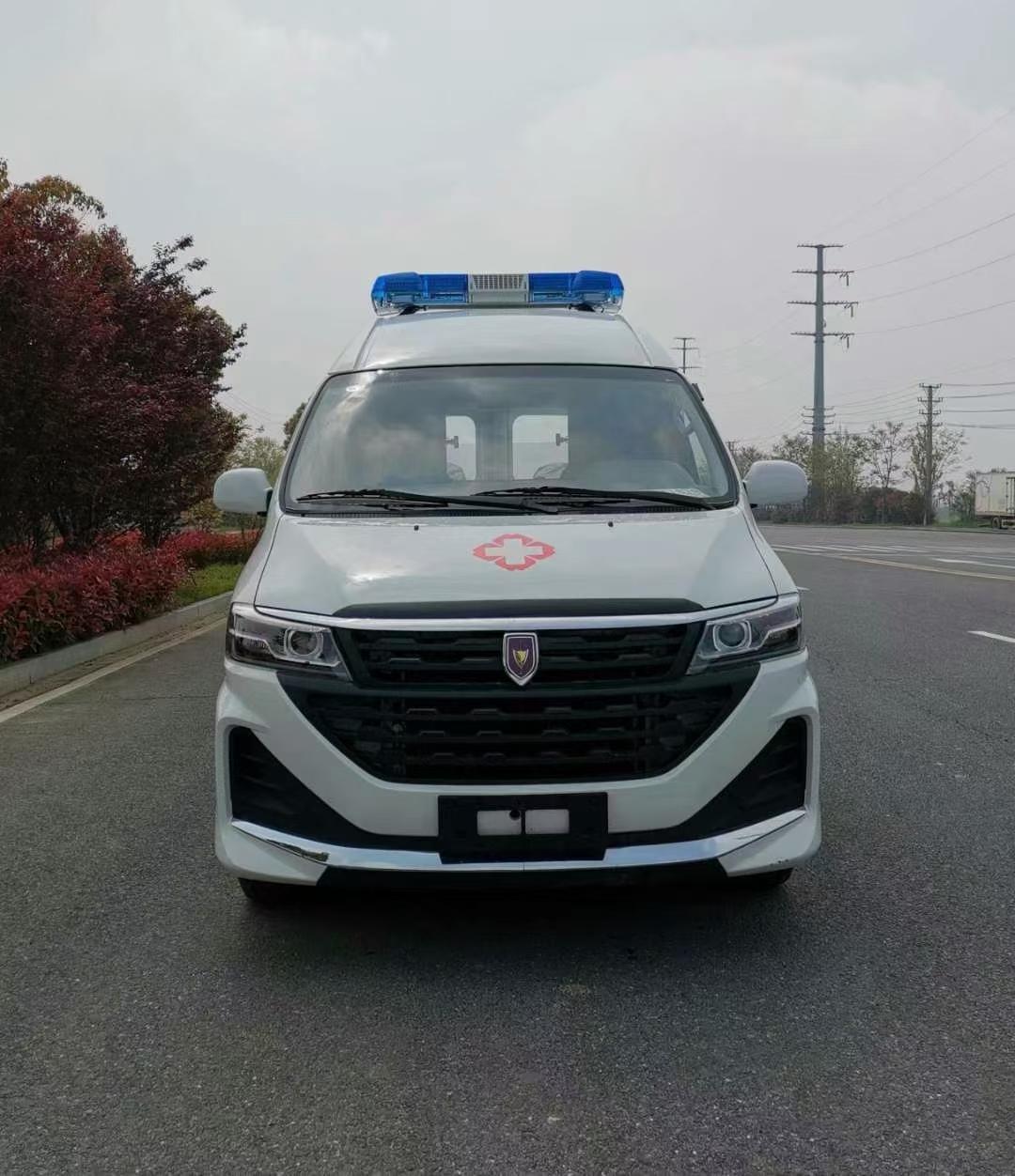 國六金杯海獅王救護車圖片