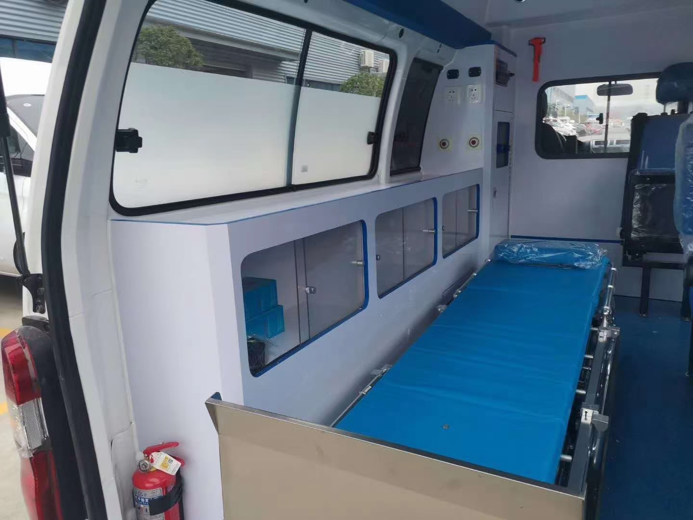 福特v362运输型救护车多少钱?图片