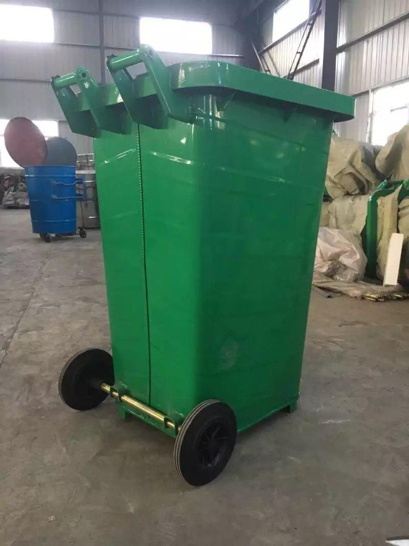 240L塑料垃圾桶廠家直銷,量大從優圖片