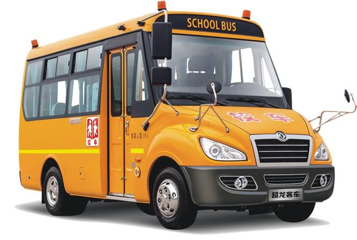 东风超龙EQ6100ST6D小学生专用校车