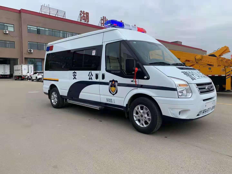 福特V348警用囚車多少錢?圖片
