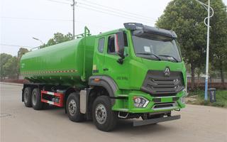 SCS5310ZWXZZ6污泥運輸車圖片