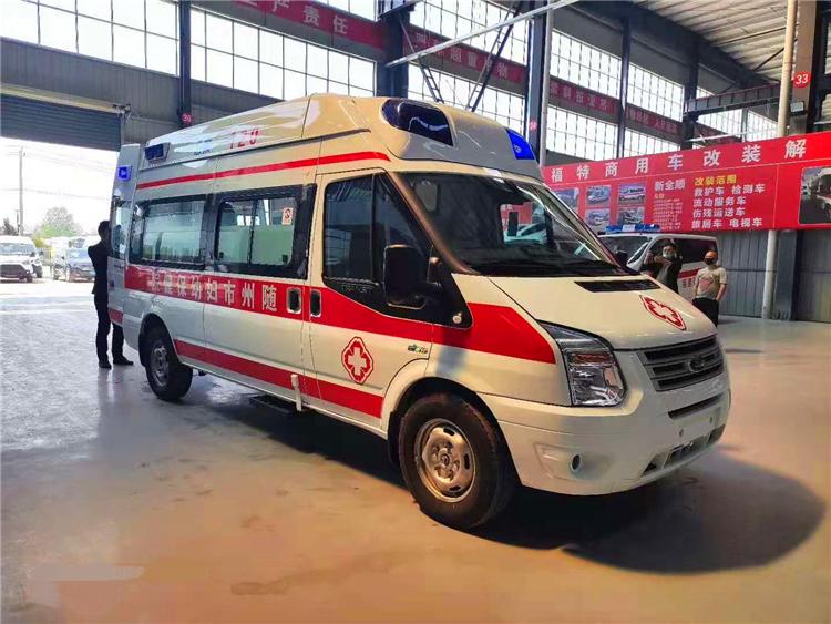 婦幼保健院專用救護車