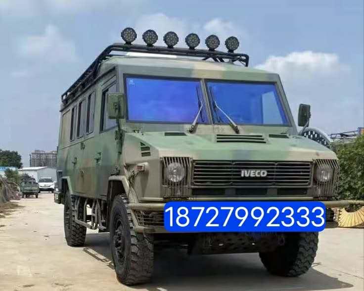 2046四驱越野房车生产厂家直销视频
