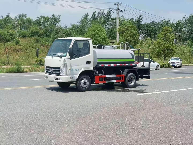 國六凱馬3噸灑水車