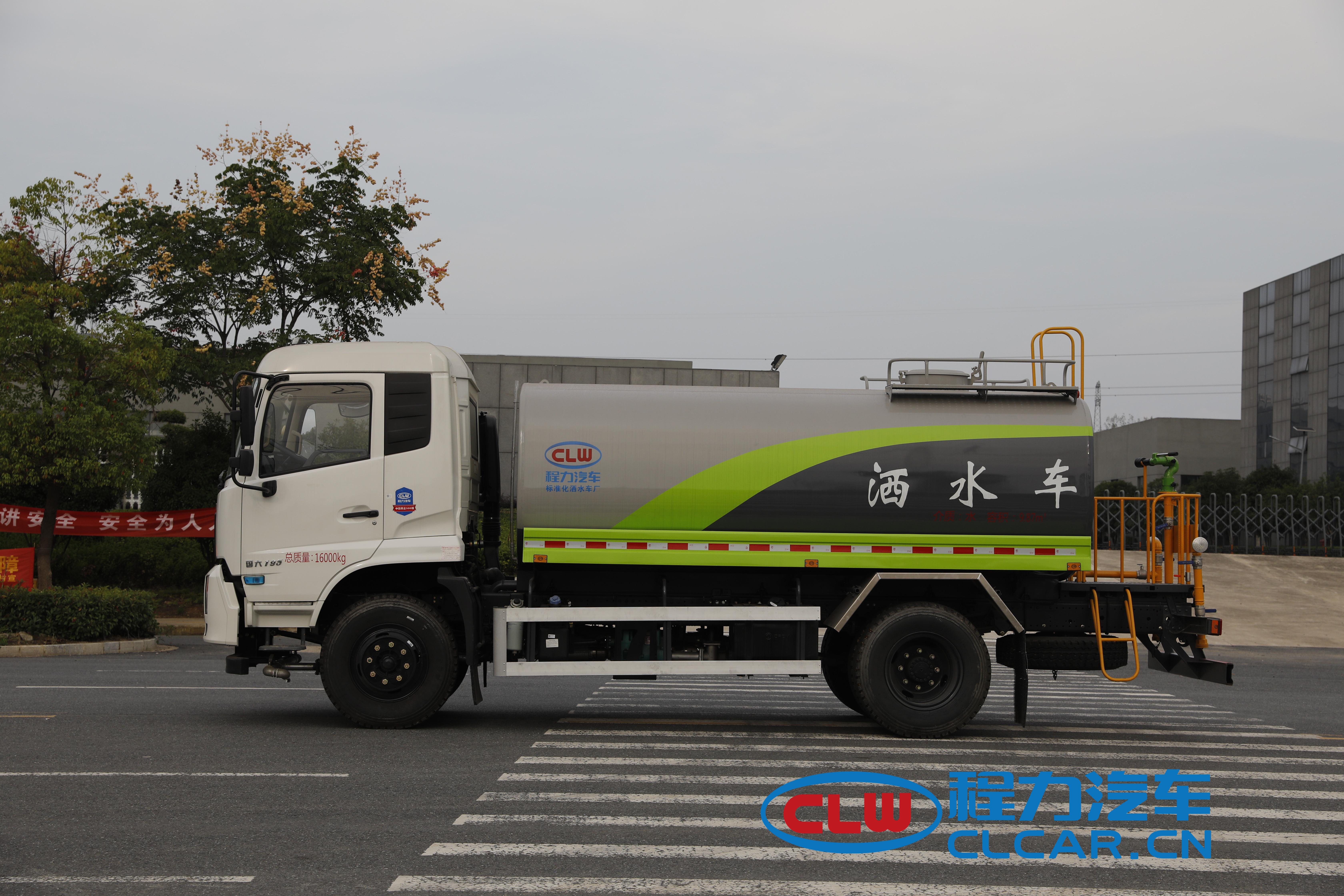 東風D3v型12噸灑水車