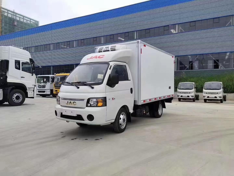 国江六淮康铃X5冷藏车
