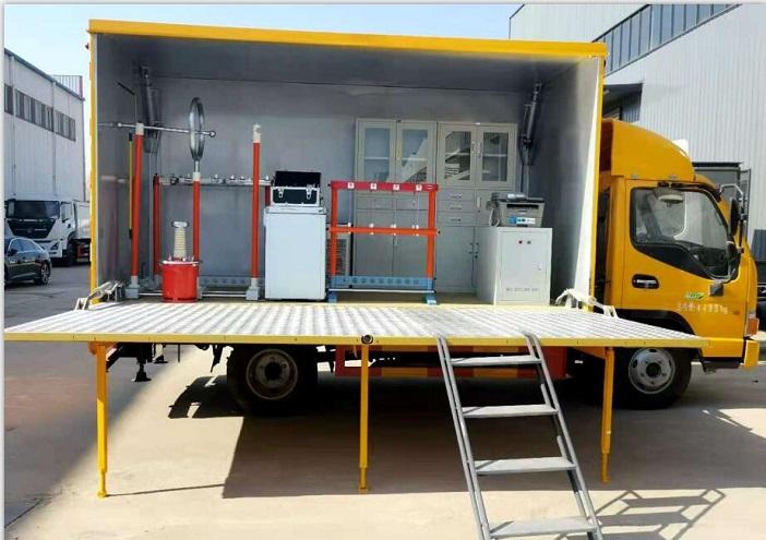 电力安全移动检测车