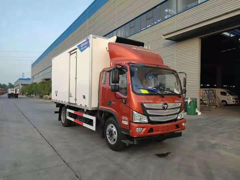 福欧田马可S3(国六)冷藏车图片