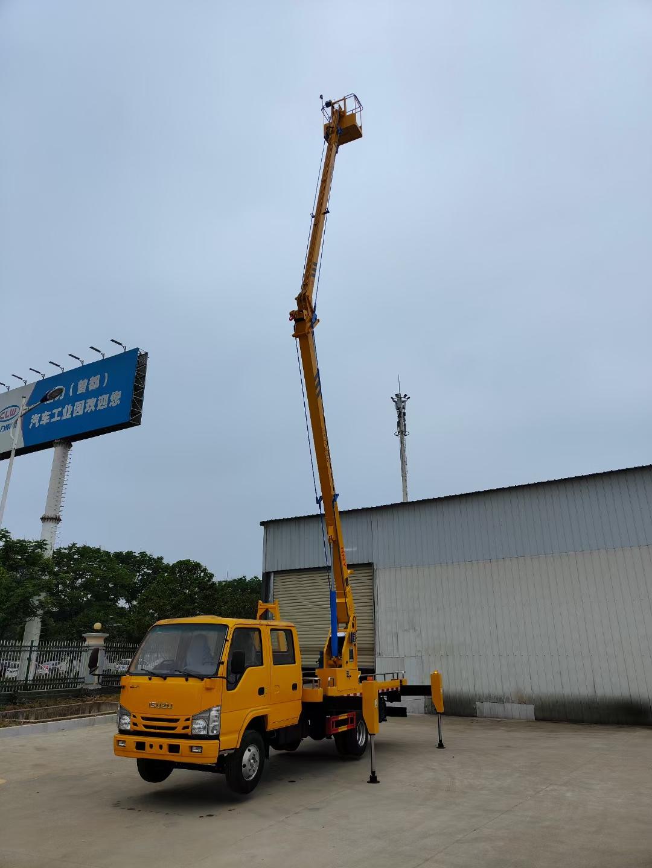 五十铃18米高空作业车哪里有卖?图片