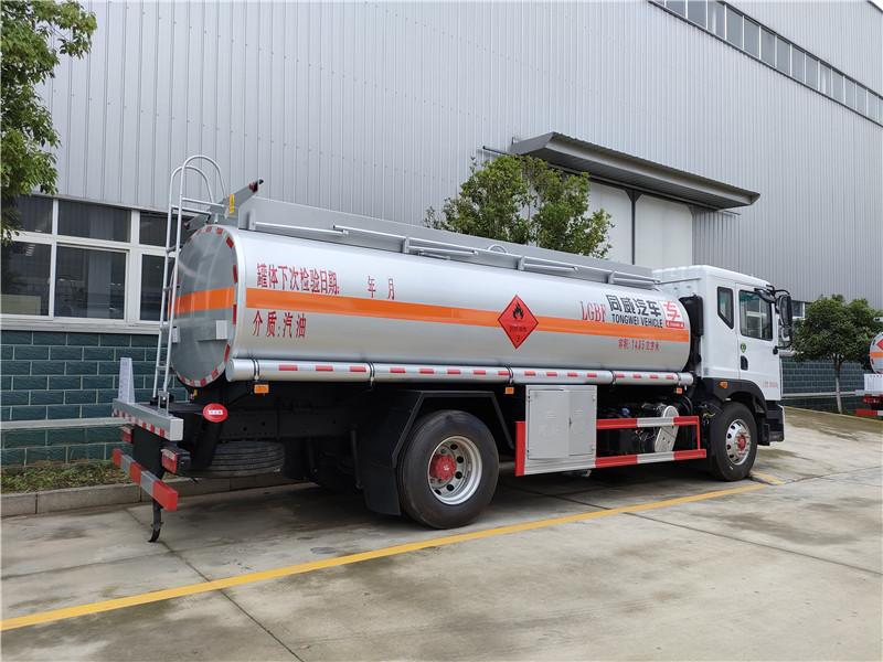 新规国六东风D9油罐车 大多利卡10—14吨运油车参数 危险品罐式运输车包上户 全国送车到家