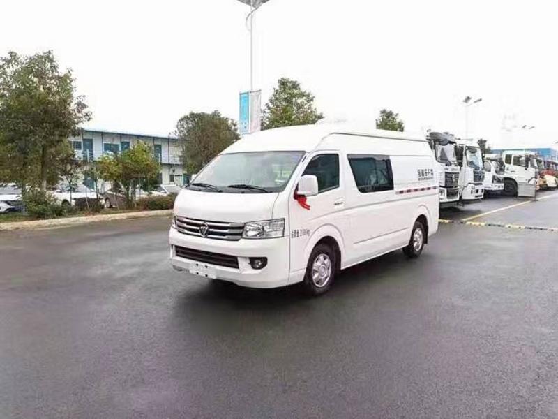国六福田G9汽油单排疫苗冷链车详细配置和价格疫苗冷链车厂家图片