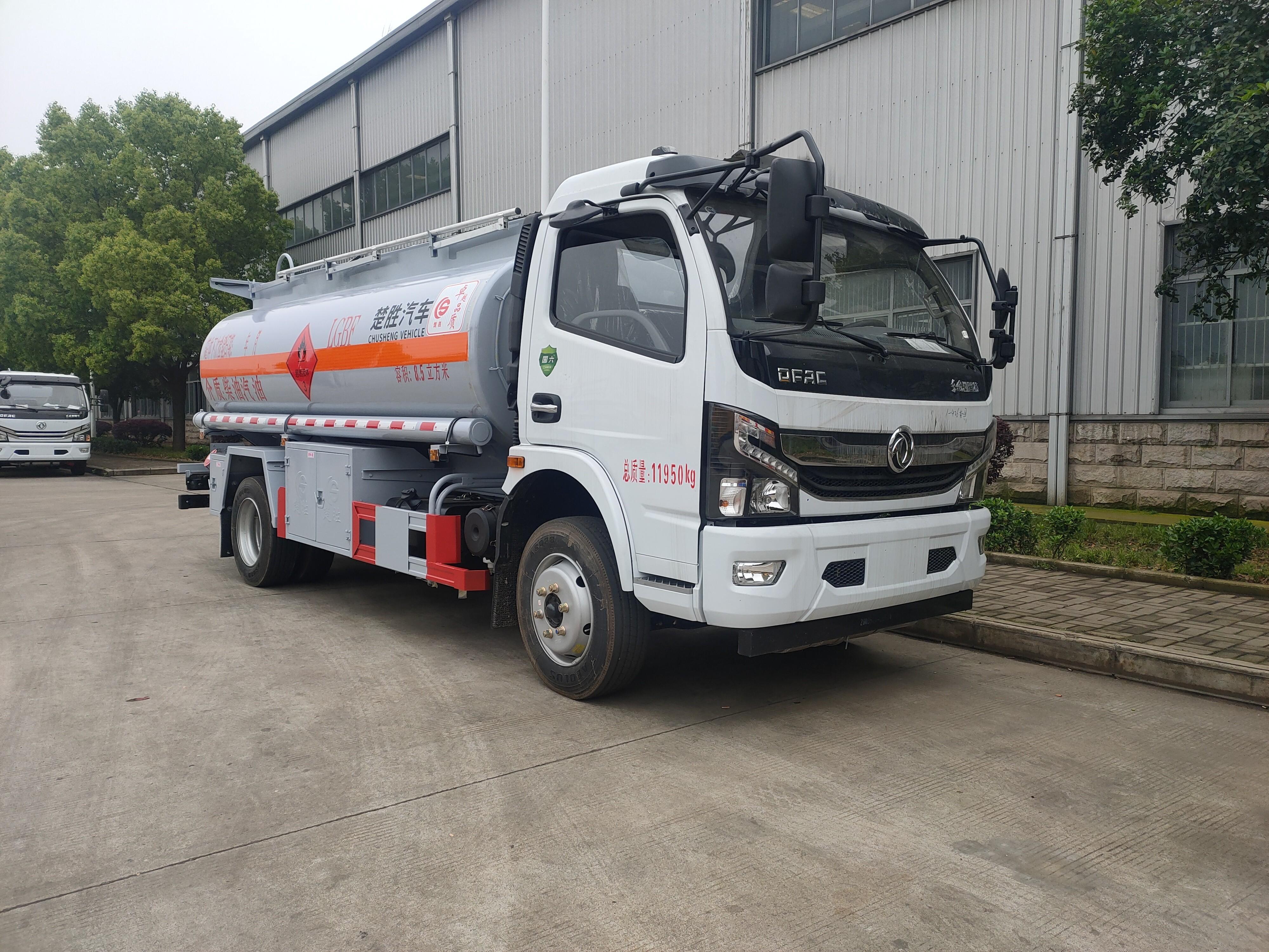 國六東風8噸 加油車 廠家銷售 低價格 高品質 售后有保障圖片