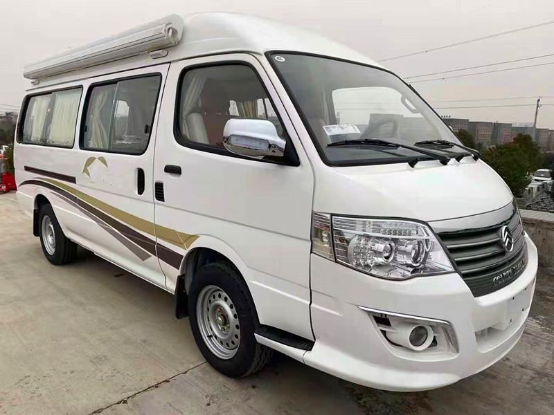 國六海獅房車生產廠家報價圖片