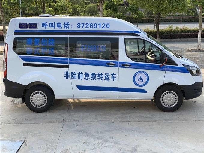 福特V362非院前急救服务车