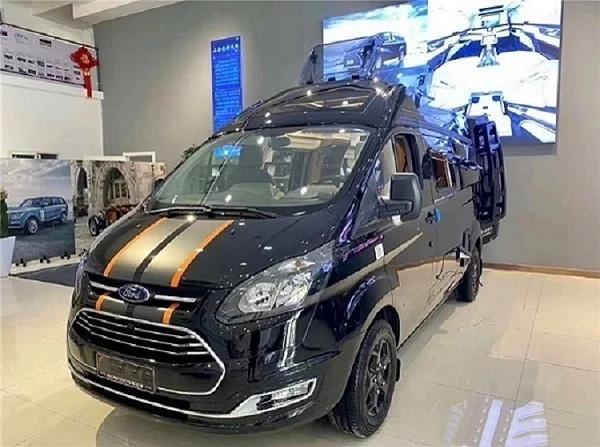 福特新全顺B型房车生产厂家图片