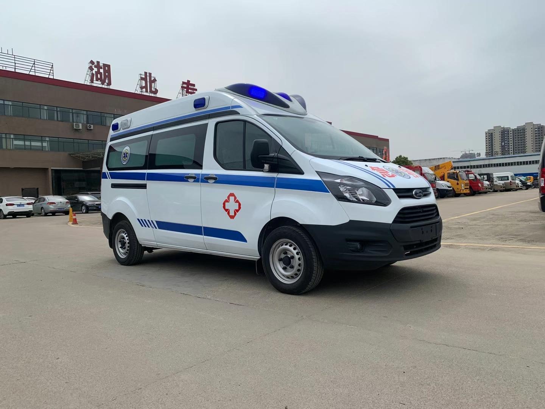 福特362救護車多少錢?圖片