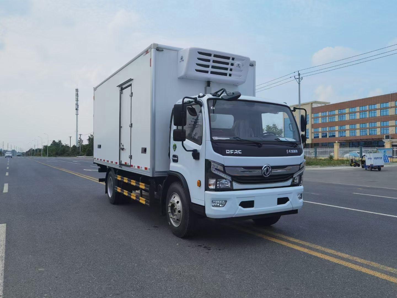 国六东凯风普特5米4冷藏车图片