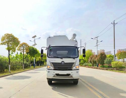 国六最新推荐东风饲料运输车前四后八20吨饲料车 10吨散装可定制