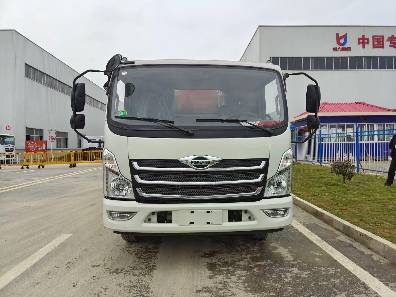 国六福田餐厨垃圾车 厂家销售 低价格 高品质图片