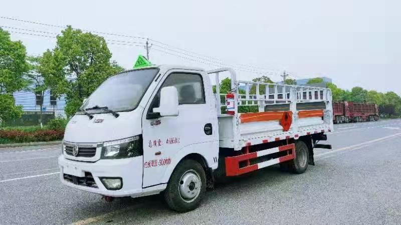 东风途逸气瓶运输车图片