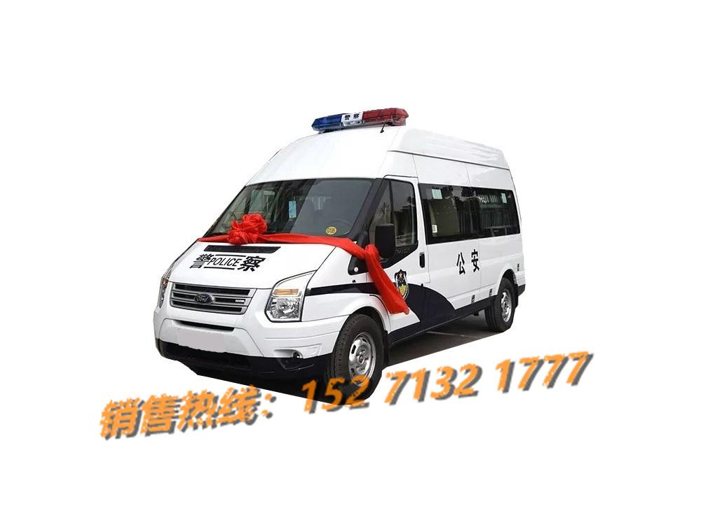 福特V348警犬运输车