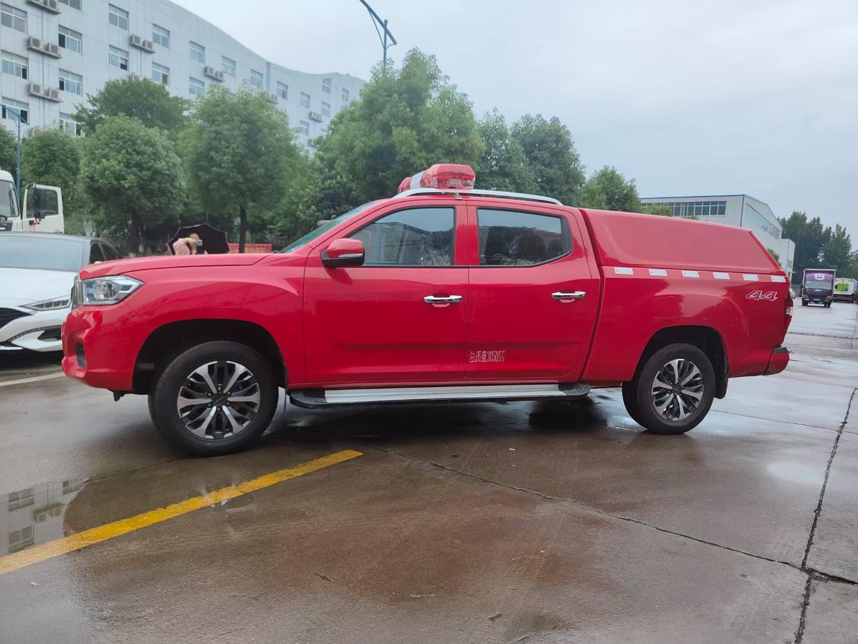 皮卡消防车厂家高压消防车价格细水雾消防车图片