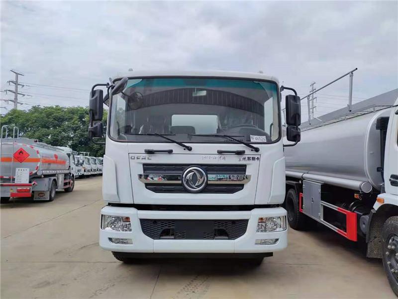国六东风D9舜德牌SDS5180TGYEQ6型15吨供液车视频