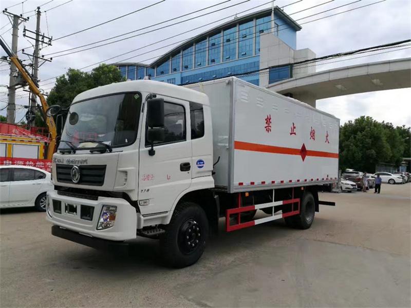 程力6.1米东风专底爆破运输车生产厂家报价优惠