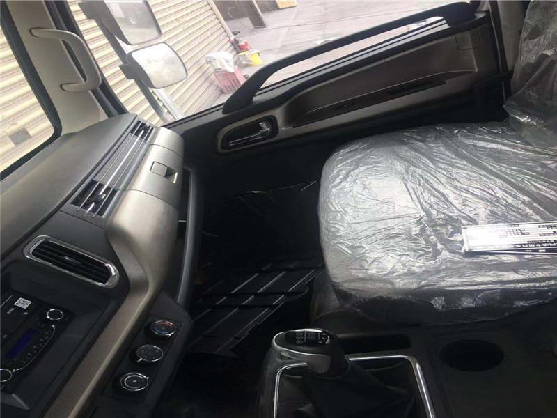 国六玉柴165马力法士特8档便宜8吨油罐车图片价格