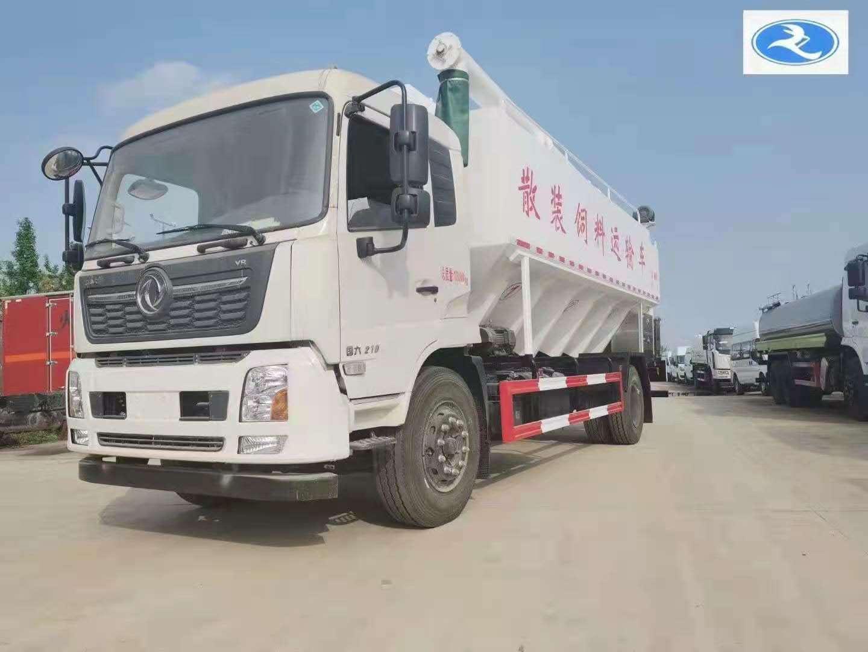 湖北云南國六天錦10噸飼料車價格配置廠家,廠長筆記77