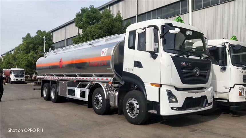 楚胜牌国六天龙20吨运油车质量好价值不到价格不报分期无忧图片