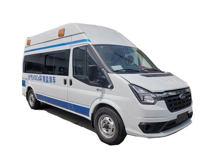 2021大气环境监测车