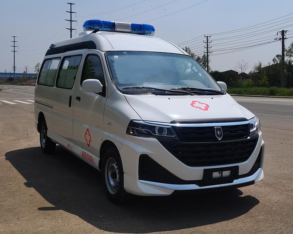 国六金杯救护车