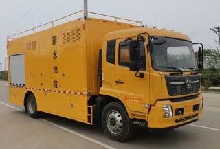 東風排水搶險救援車多少錢?圖片